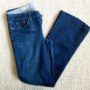 Gap 1969 30/10 L curvy bootcut jeans